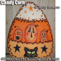 Candy Corn e-Pattern - Betty Bowers - PDF DOWNLOAD