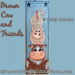 Brown Cow and Friends DOWNLOAD - Betty Bowers