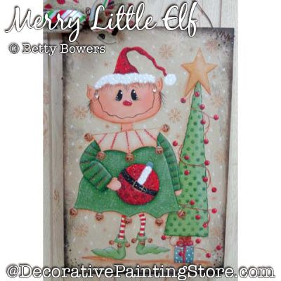 Merry Little Elf DOWNLOAD - Betty Bowers