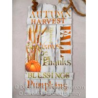 Blessings of the Harvest ePattern BY DOWNLOAD
