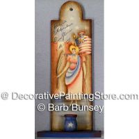 Lady Liberty ePattern -Barb Bunsey - BY DOWNLOAD