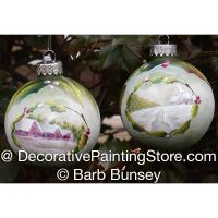 Victorian Christmas ePattern -Barb Bunsey - BY DOWNLOAD
