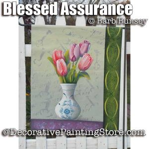 Blessed Assurance ePattern - Barbara Bunsey - PDF DOWNLOAD