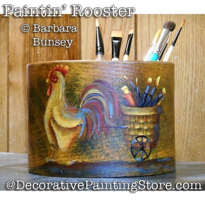 Paintin Rooster PDF DOWNLOA - Barbara Bunsey