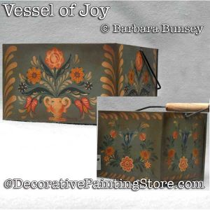 Vessel of Joy DOWNLOAD - Barbara Bunsey