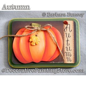 Autumn DOWNLOAD - Barbara Bunsey
