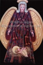 Protecting Angel ePattern - Kathye Begala CDA - PDF DOWNLOAD