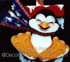 Winter Fun Penguin ePattern - Kathye Begala CDA - PDF DOWNLOAD