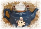 Winter Time Tea Pattern - Becky Levesque - PDF DOWNLOAD