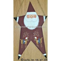 Star Santa ePattern - Becky Levesque - PDF DOWNLOAD