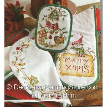 Christmas in My Kitchen - Luciana Brini - PDF DOWNLOAD