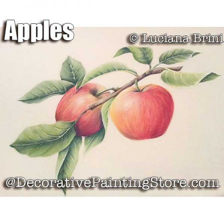 Apples ePattern - Luciana Brini - PDF DOWNLOAD