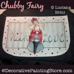 Chubby Fairy ePattern - Luciana Brini - PDF DOWNLOAD