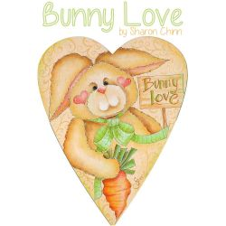 Bunny Love ePattern by Sharon Chinn - BY DOWNLOAD