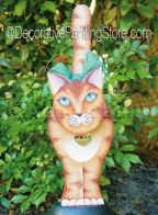 Kitty Kat Door Stop ePattern - Anne Cahill - PDF DOWNLOAD
