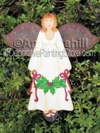 Rustic Angel ePattern - Anne Cahill - PDF DOWNLOAD