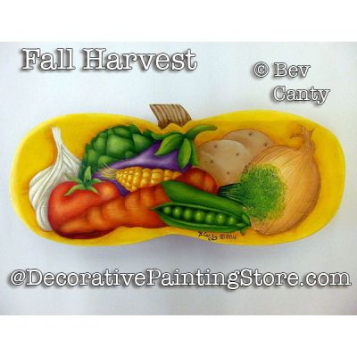 Fall Harvest PDF DOWNLOAD - Bev Canty