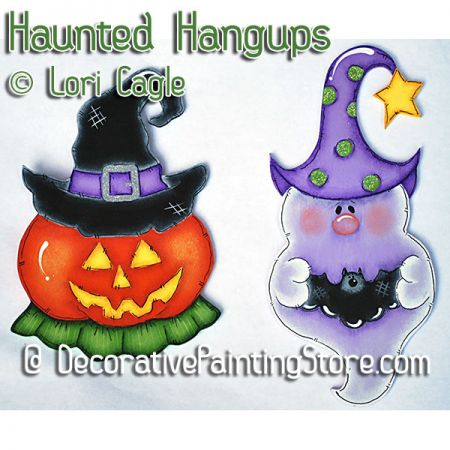 Haunted Hang Ups - Lori Cagle - PDF DOWNLOAD