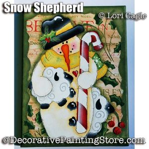 Snow Shepherd - Lori Cagle - PDF DOWNLOAD