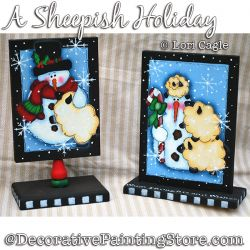 A Sheepish Holiday - Lori Cagle - PDF DOWNLOAD