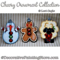 Cheery Ornament Collection - Lori Cagle - PDF DOWNLOAD