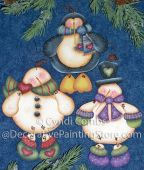 Wynter Friends Ornaments Pattern BY DOWNLOAD