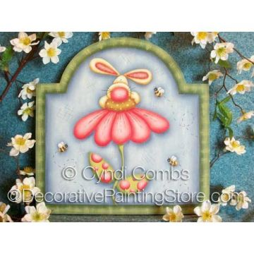 Fuzzy Hugs and Buzzy Bugs  Pattern - Cyndi Combs - PDF DOWNLOAD