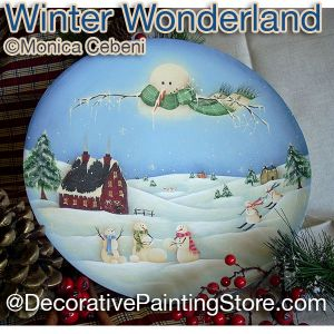 Winter Wonderland - Monica Cebeni - PDF DOWNLOAD