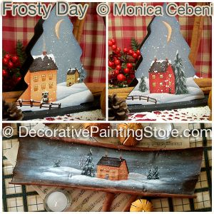 Frosty Day - Monica Cebeni - PDF DOWNLOAD