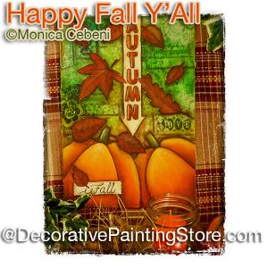 Happy Fall Yall - Monica Cebeni - PDF DOWNLOAD