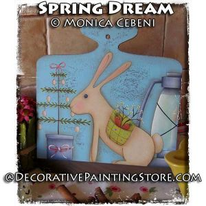 Spring Dream - Monica Cebeni - PDF DOWNLOAD