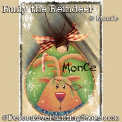 Rudy the Reindeer - Monica Cebeni - PDF DOWNLOAD