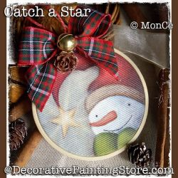 Catch a Star Snowman - Monica Cebeni - PDF DOWNLOAD