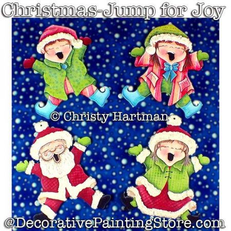 Christmas Jump for Joy DOWNLOAD - Christy Hartman