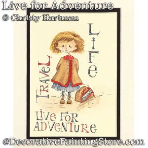 Travel with Elise-Live for Adventure DOWNLOAD - Christy Hartman