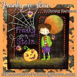 Franky-n-Stein DOWNLOAD - Christy Hartman