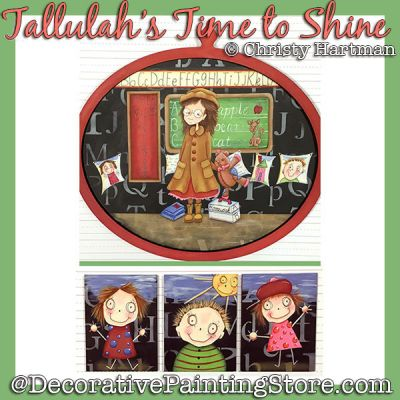 Tallulahs Time to Shine DOWNLOAD - Christy Hartman