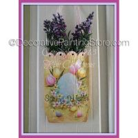 Spring Wishes Flower Pockets ePattern - Kim Christmas