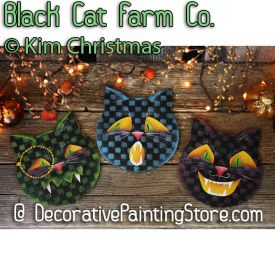 Black Cat Farm Co ePattern - Kim Christmas