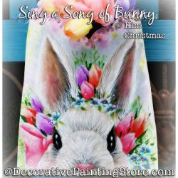 Sing a Song of Bunny ePattern - Kim Christmas