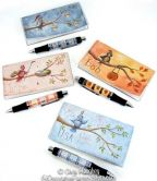 Seasonal Checkbook Covers & Photo Pen Inserts e-Pattern DOWNLOAD