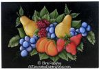Traditional Fruit Basket Insert Pattern-Chris Haughey - PDF DOWNLOAD