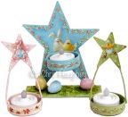 Easter Light Star Tea Light Holders e-Pattern DOWNLOAD