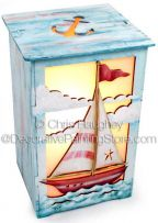 Sail Away Lantern ePattern - Chris Haughey - PDF DOWNLOAD