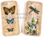 Butterflies and Berries iPhone Cover ePattern - Chris Haughey - PDF DOWNLOAD