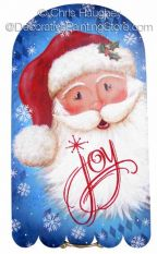 Christmas Joy Plaque ePattern - Chris Haughey - PDF DOWNLOAD