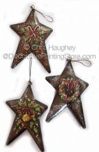 Star of Christmas Ornament ePattern - Chris Haughey - PDF DOWNLOAD