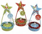 Christmas Star Tea Light Holder ePattern - Chris Haughey - PDF DOWNLOAD