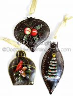 Christmas Treasures Ornaments ePattern - Chris Haughey - PDF DOWNLOAD