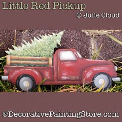 Little Red Pickup PDF DOWNLOAD - Julie Cloud